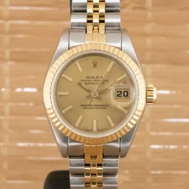 Datejust Lady - with One Year Warranty (KIM)
