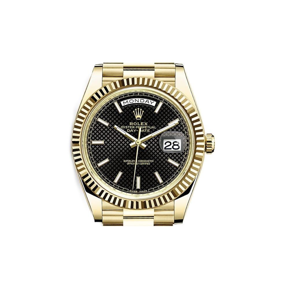 La Mesure du Temps: Rolex Date - Date 6519