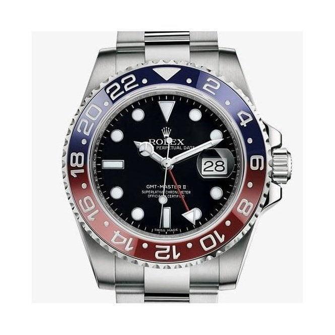 Rolex GMT Master II - Unworn with Box and Papers
