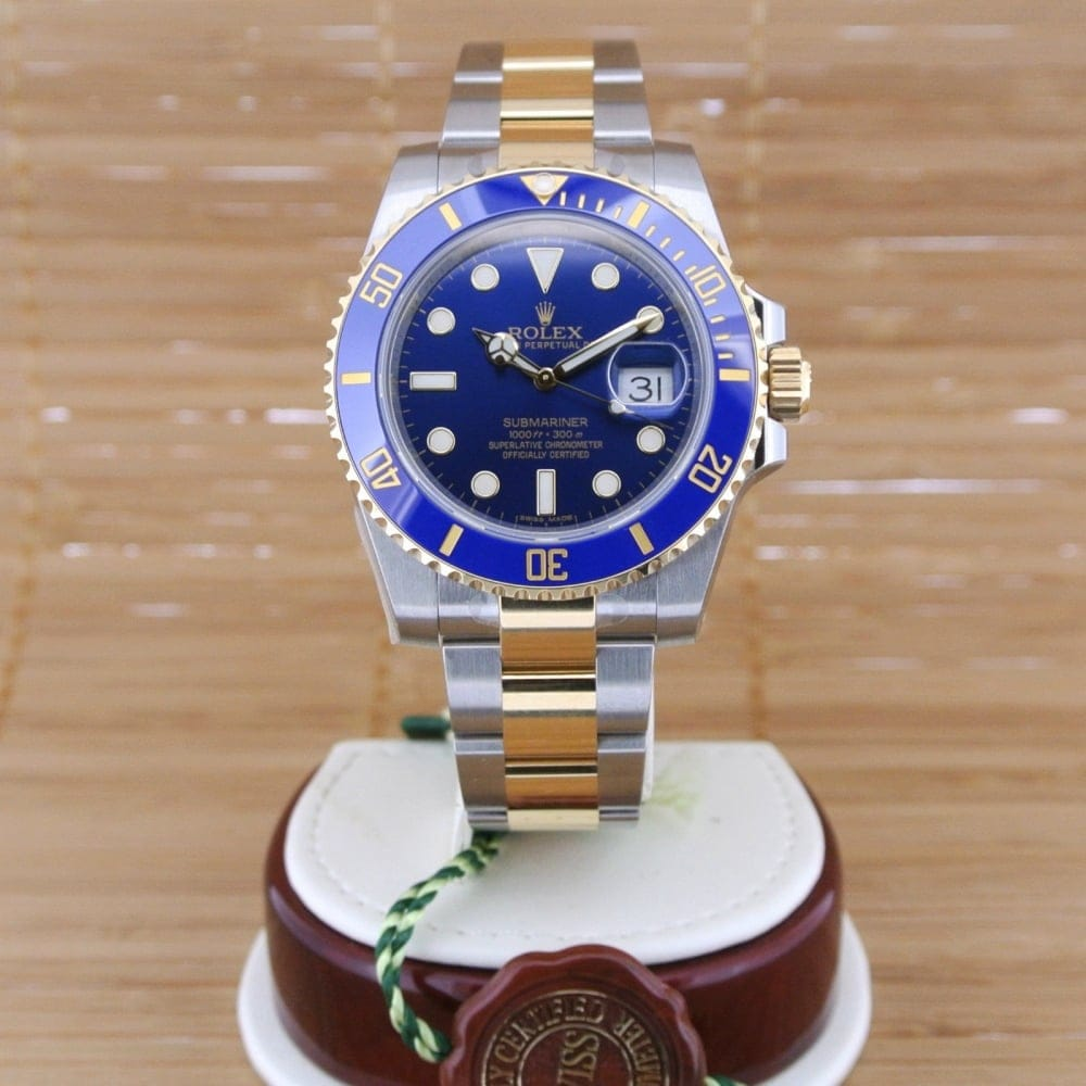 rolex rolex submariner unworn from 2016 rolex from watch buyers ltd uk. Black Bedroom Furniture Sets. Home Design Ideas