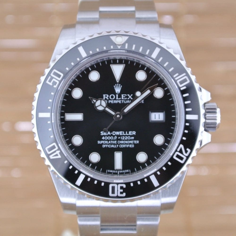 d7f1e931d5e1d Rolex Sea-Dweller 4000 - Unworn from 2016 - Watches For Sale from ...