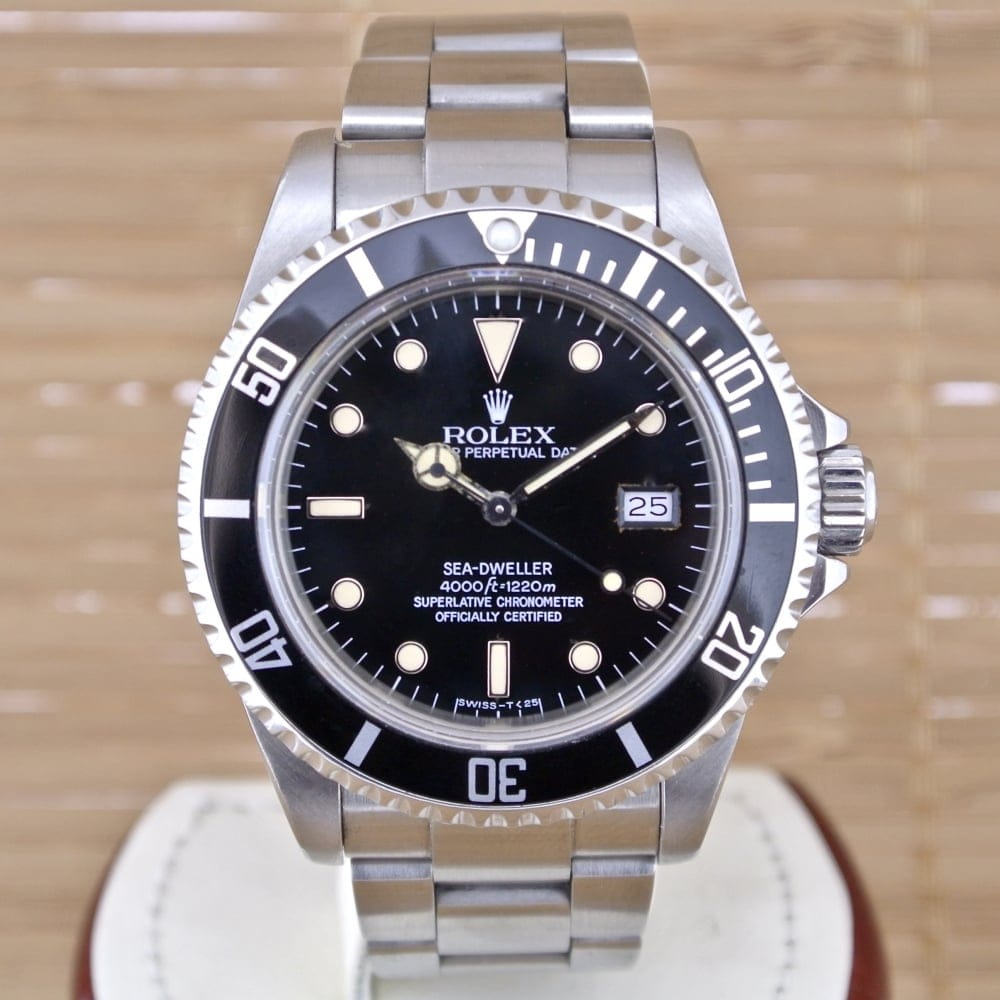 Rolex Seadweller Vintage From 1984