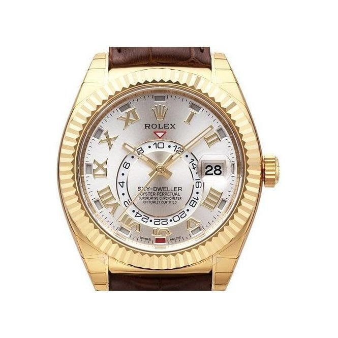Rolex Sky-Dweller 42mm - Unworn with Box and Papers 7 Day Delivery