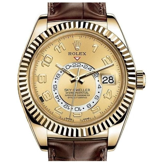 Rolex Sky-Dweller 42mm - Unworn with Box and Papers