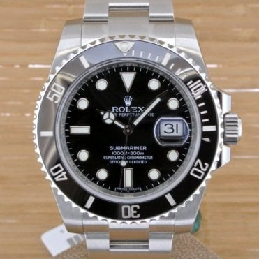 Rolex Submariner - Unworn with Box and Papers