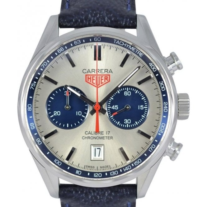 TAG Heuer Carrera Calibre 17 Automatic Chronograph 41mm - Unworn with Box and Papers