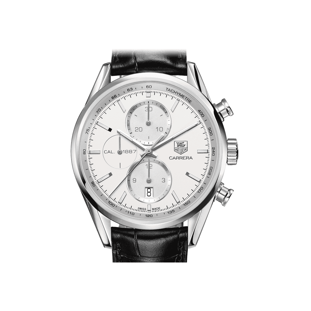 entrega Polo transferir  TAG Heuer Carrera Calibre 1887 Automatic Chronograph 41mm - Unworn with Box  and Papers - Watches For Sale from Watch Buyers Ltd UK