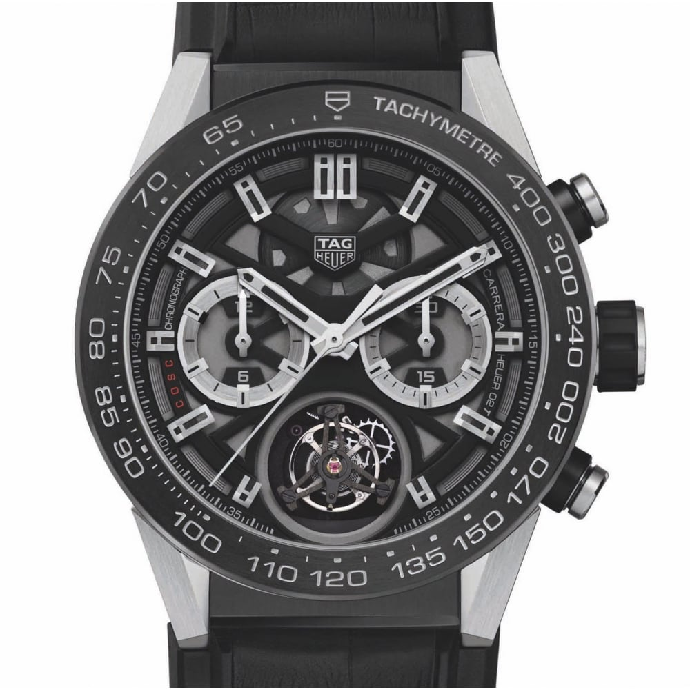 3f321197b8eb TAG Heuer Carrera Calibre HEUER 02 T - Unworn with Box and Papers ...