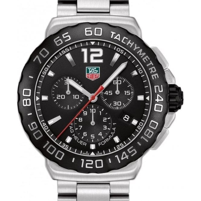 TAG Heuer Formula 1 Chronograph 42mm Quartz - Unworn with Box and Papers