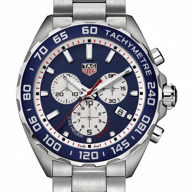 TAG Heuer Formula 1 Chronograph RED BULL SPECIAL EDITION 43mm  CAZ1018.BA0842 - Unworn with Box and Papers