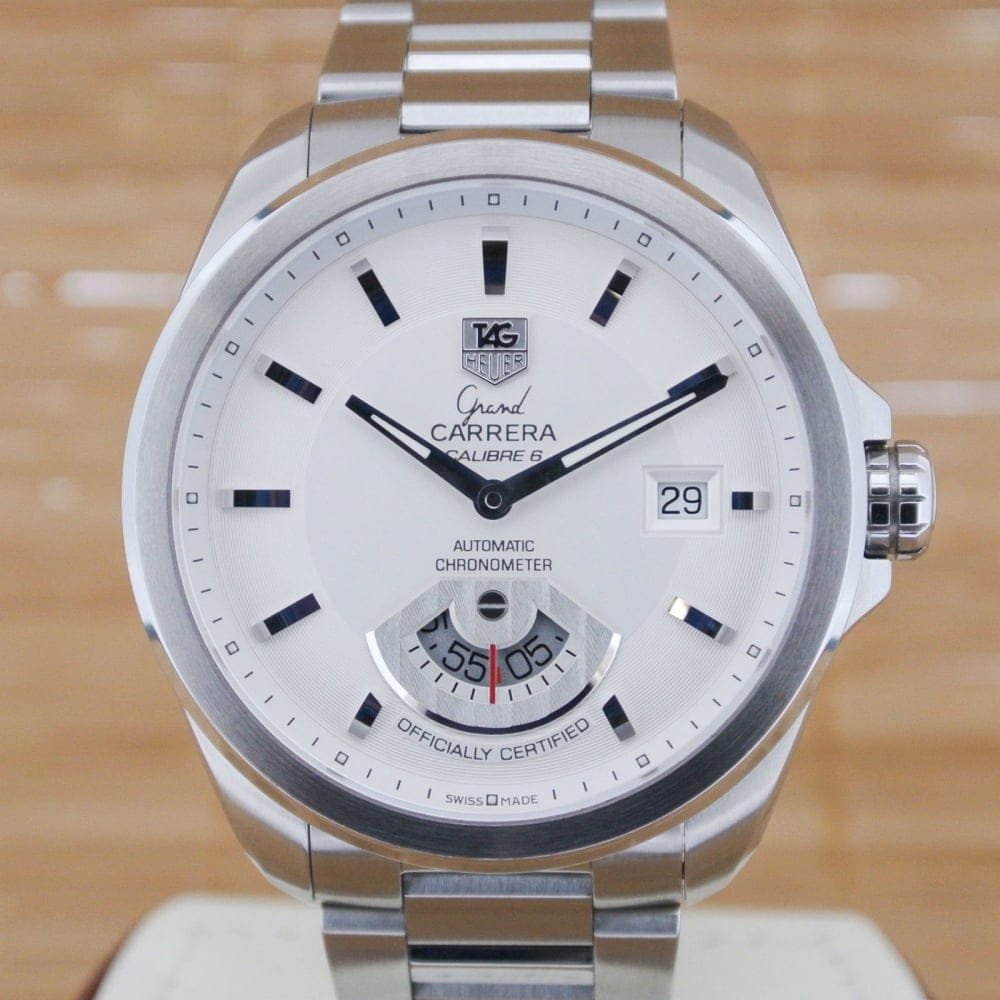 d64e2634447 TAG Heuer Grand Carrera Calibre 6 - Boxed with Papers from 2015 ...