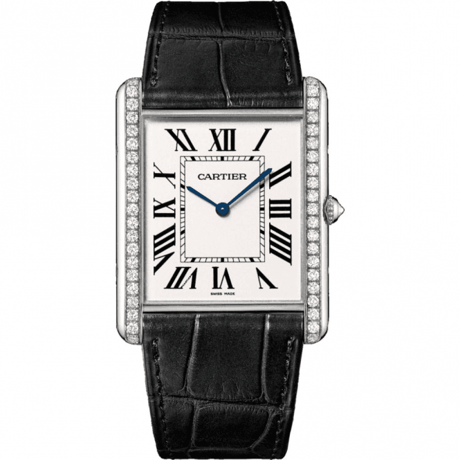 Cartier Tank Louis Cartier - Unworn with Box and Papers