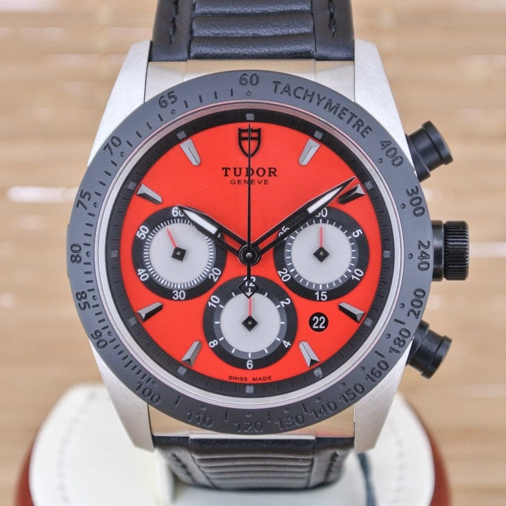 Tudor Fastrider Chronograph Ducati - Unworn with Box and Papers ... f0eabd283332