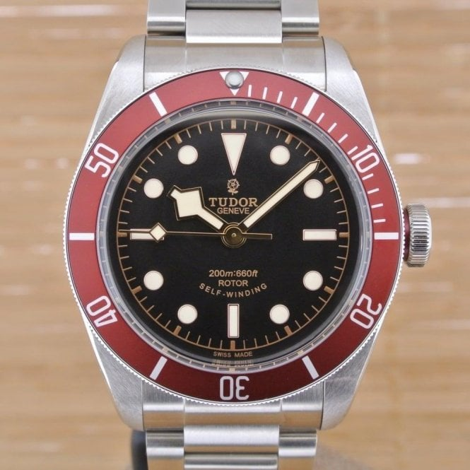 Tudor Heritage Black Bay - Unworn with Box and Papers from September 2016