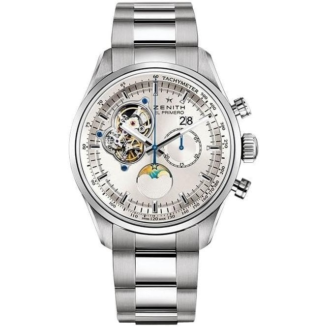 Zenith El Primero Chronomaster Grande Date - Unworn with Box & Papers 7 Day Delivery